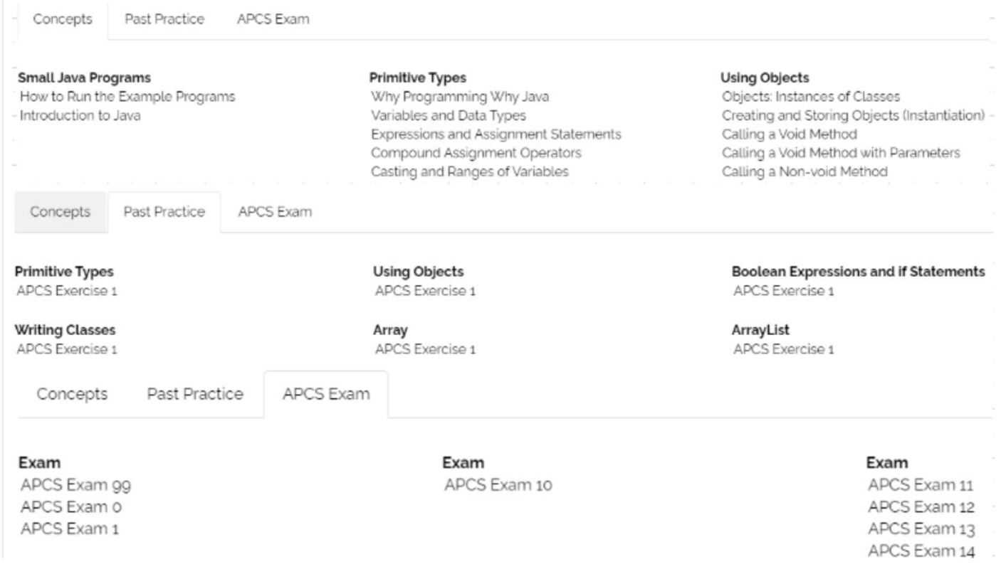 AP Computer Science A is an introductory college-level computer science course. Students cultivate their understanding o